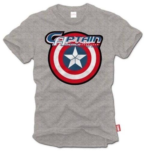 T-Shirt manica corta Capitan America