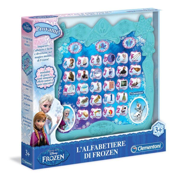 Clementoni - Frozen L'Alfabetiere