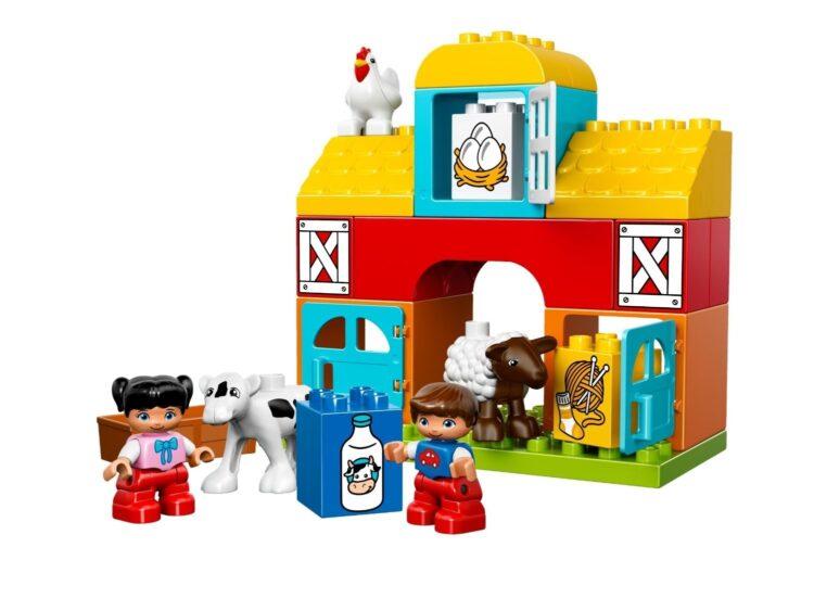 La Mia Prima Fattoria LEGO Duplo