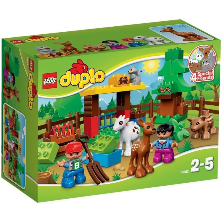 LEGO Duplo Foresta Animali