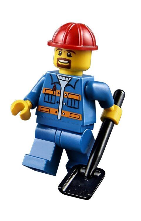 Camion Dei Lavori Stradali LEGO Juniors