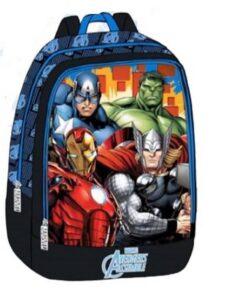 Zainetto asilo Avengers