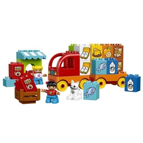 Il Mio Primo Camion LEGO Duplo