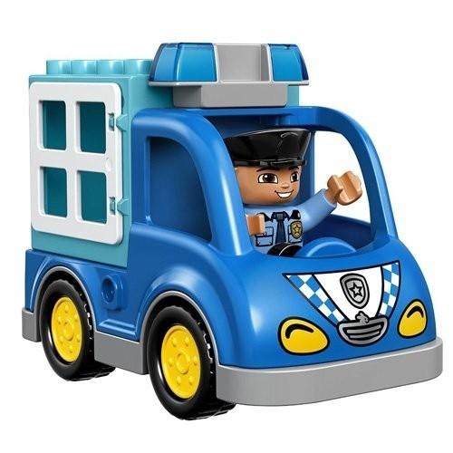 LEGO Duplo - Auto della Polizia