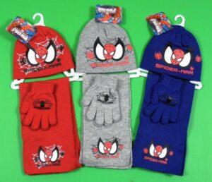 Set in maglia 3 pezzi Ultimate Spiderman