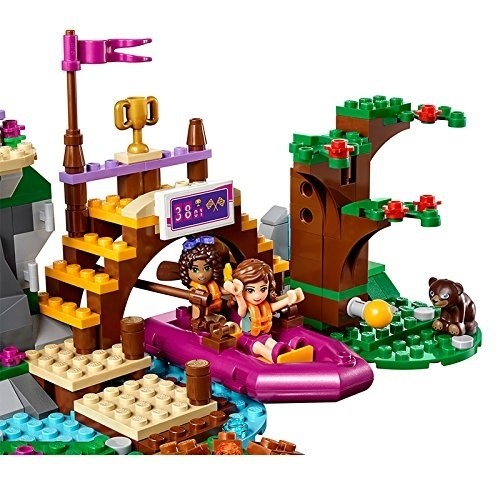 LEGO - Friends Rafting Al Campo Avventure
