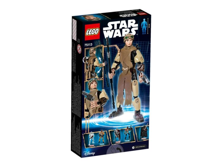Star Wars Rey Battle Figures - Lego