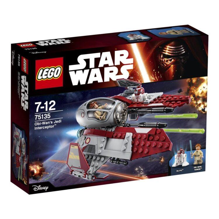LEGO Star Wars: Obi-Wan's Jedi Interceptor