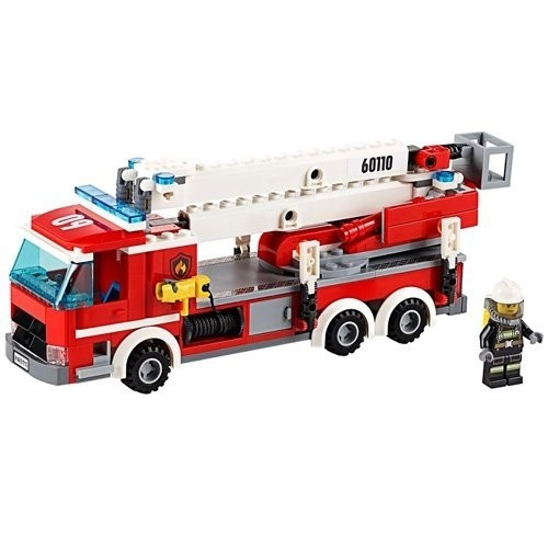 Lego Caserma Dei Pompieri
