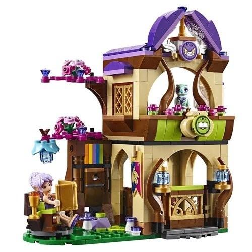 LEGO Elves - La Piazza del Mercato Segreta