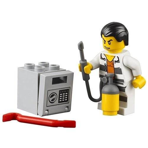 Inseguimento della Polizia LEGO City