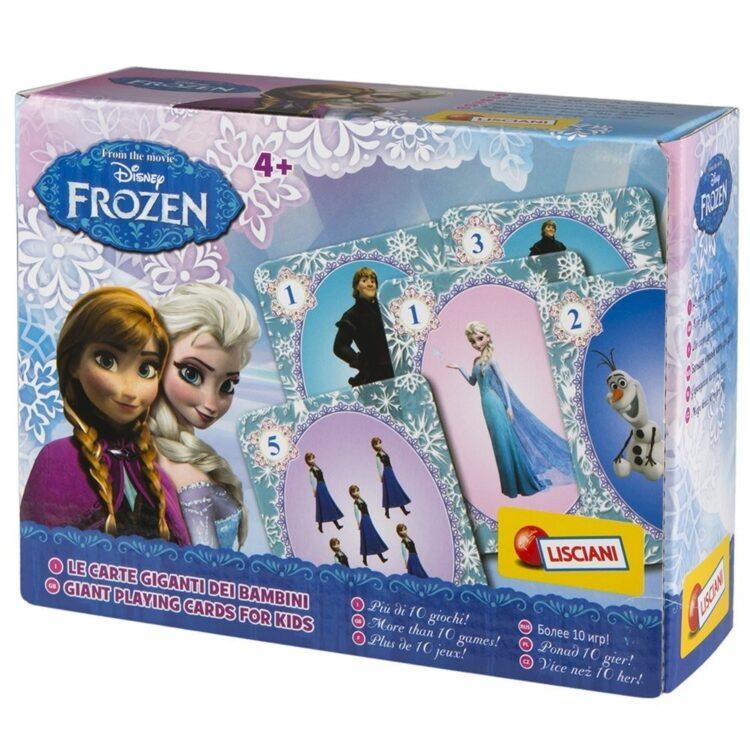 Lisciani - Frozen Carte Giganti in Display