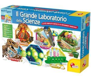Il Grande Laboratorio delle Scienze