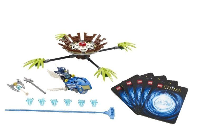 LEGO Chima - Salto nel Nido