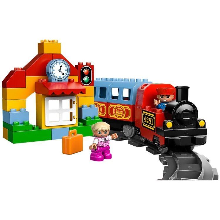 Il Mio Primo Treno Lego Duplo