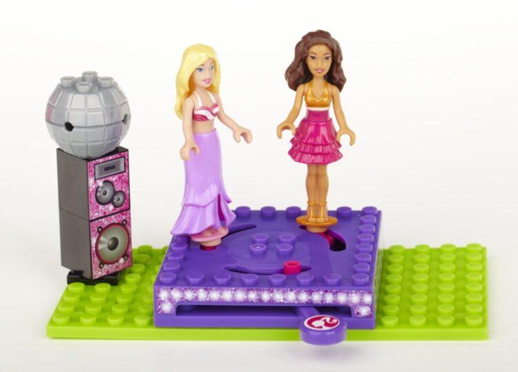 Barbie e La Casa dei Party in Spiaggia Mega Bloks