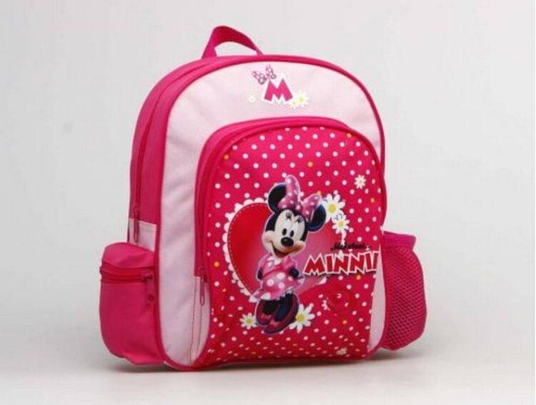 Zainetto asilo Minnie