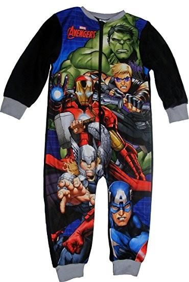 Marvel Avengers - Pigiama intero tuta bambino