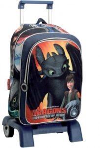 Zaino Trolley elementari Dragon Trainer 2