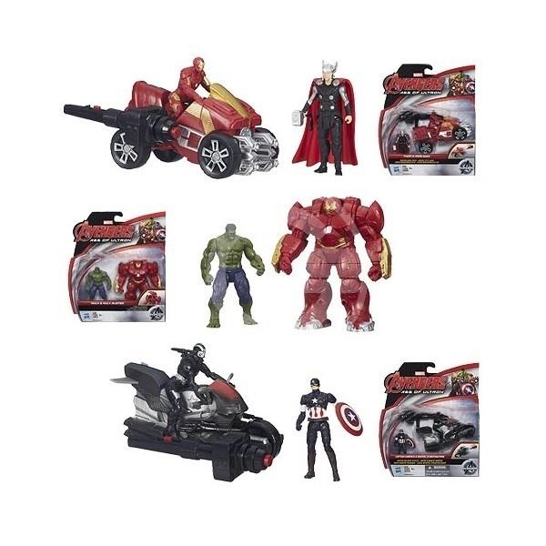 Avengers - Miniverse Deluxe