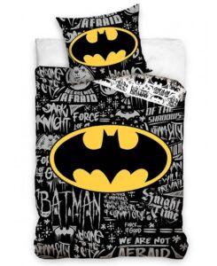 Parure copripiumino letto singolo Batman Urban