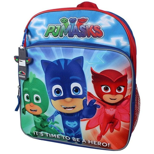 "Zaino Pj Masks ""It's time to be a Hero"""