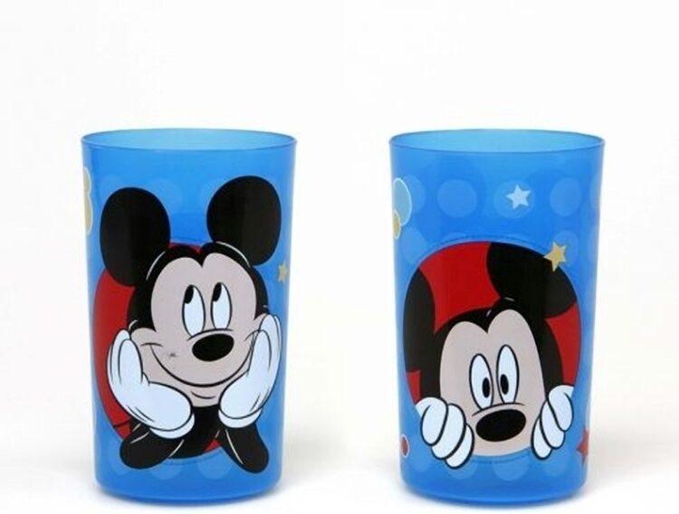 Bicchiere in plastica Topolino
