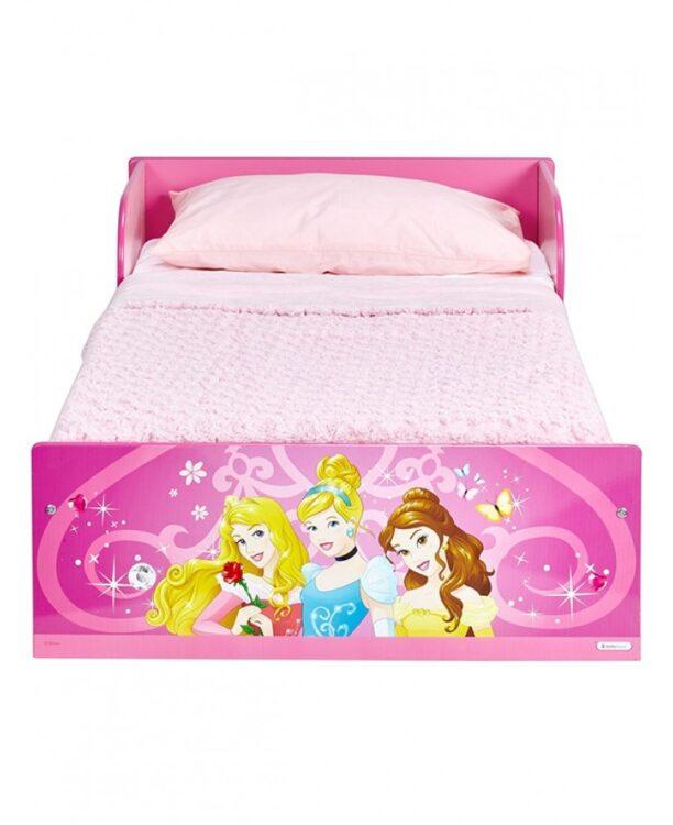 Letto rosa Principesse Disney