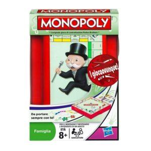 Travel Monopoly