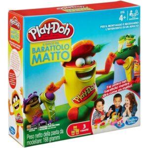 Play Doh - Il Gioco del Barattolo Matto