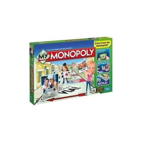Hasbro A8595103 - My Monopoly