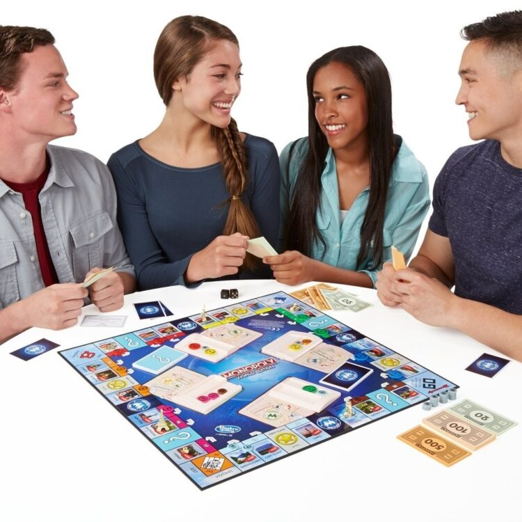 Monopoly - Giro del Mondo