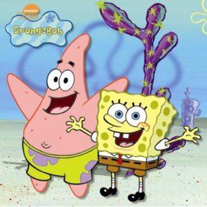 Tovaglioli per festa Spongebob