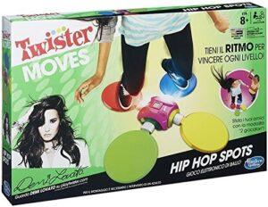 Twister Hip Hop Spots
