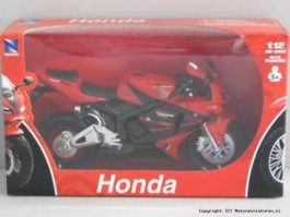 Newray 42443 - HONDA CBR1000RR o Kawasaki ZX-10R, Scala 1:12 Die Cast