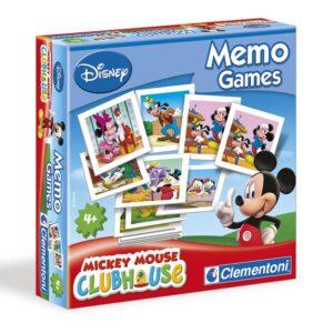 Memo Games La Casa di Topolino