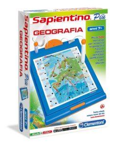 Clementoni - 13529 - Sapientino Più Geografia