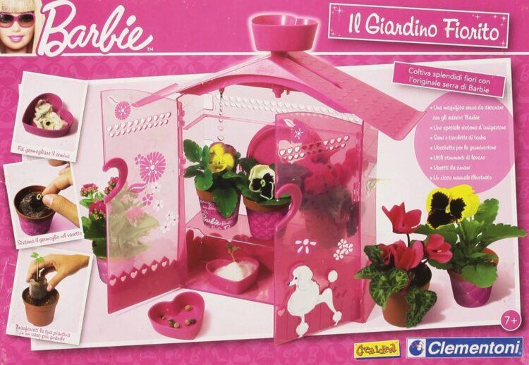 Barbie Il Giardino Fiorito