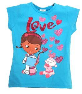 T-Shirt Dottoressa Peluche Hugs