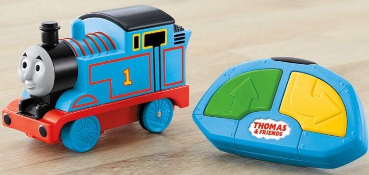 Trenino Thomas radiocomandato by Fisher Price
