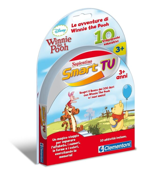 Cartuccia Smart TV Winnie Pooh