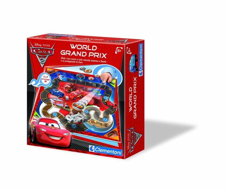 Cars 2 Grand Prix World