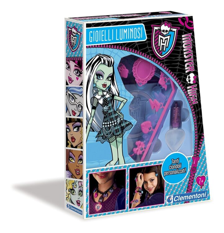 Monster High Glow in the Dark Jewels