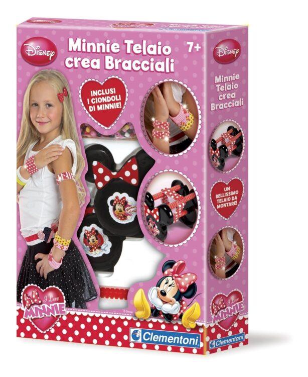 Minnie Telaio Crea Bracciali