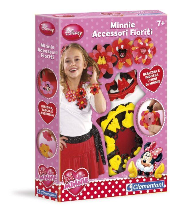 Minnie Accessori Fioriti