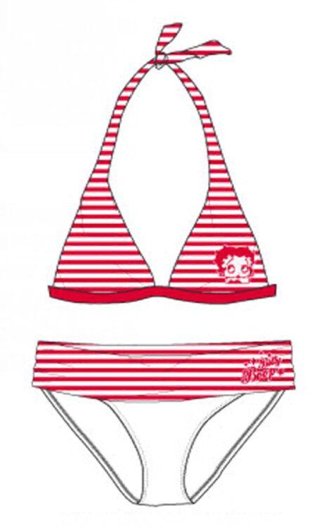 Bikini Betty Boop bimba righine