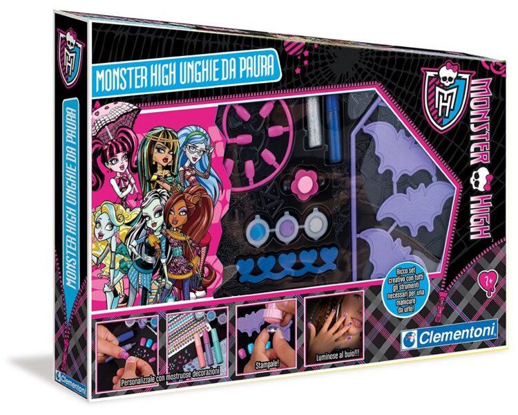 Monster High Unghie da Paura