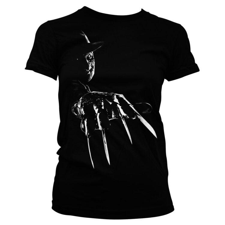Freddy Krueger T-shirt donna