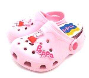 Peppa Pig Sandali spiaggia tipo Crocs