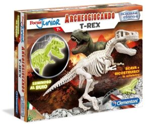 Focus T-Rex Glow in The Dark